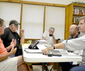 Westport Island Cable Committee Holds First Meeting