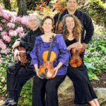 DaPonte String Quartet Continues Summer Season