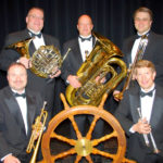Downeast Brass Quintet Featured at Library Fundraiser