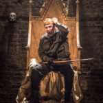 Fiennes and Redgrave in 'Richard III' at Lincoln Theater