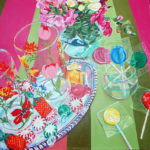 Hansen Featured Artwalk Artist at Lincoln Home