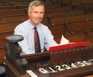 Bunker Hill Organist Still Pumping Out the Hymns After 50 Years