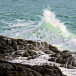 Kefauver's Rock 'n' Wave Art Show