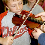 Kids Meet Orchestra at Waldoboro Public Library