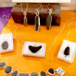 Mary Hall Rock Jewelry at Stable Gallery