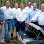 Mid-Coast Energy Donates Kohler Generator to 9-1-1 Communications