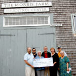 Morris Farm Receives Charitable Donation