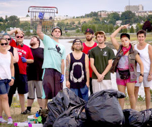 Movement of the Minds Community Clean-Up Day
