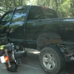 Motorcycle Hits Truck in Bremen, Rockport Man Hurt