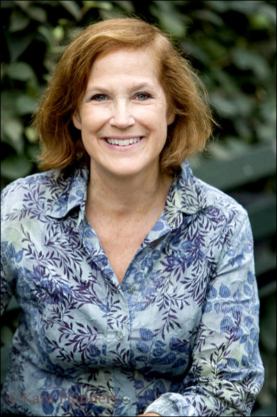 "Holly Hughes, the editor of the popular annual ""Best Food Writing"" series, will co-teach a food-journalism workshop in Damariscotta on Saturday, Oct. 22. She will also offer one-on-one writing-critique sessions the following day. (Photo courtesy Holly Hughes)"
