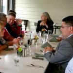 LCBA Members Attend Continuing-Ed Lunch in Wiscasset
