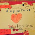 NHS AppleFest on Oct. 1