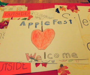 NHS AppleFest on Oct. 1