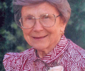 """<span class=""""entry-title-primary"""">Geraldine Maude Tibbetts Kelsey</span> <span class=""""entry-subtitle"""">Jan. 19, 1918 - Sept. 16, 2016</span>"""