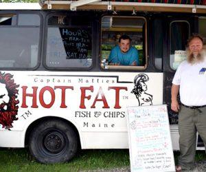 Hot Fat Food Truck Closes