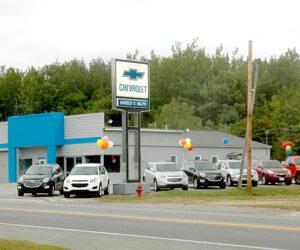 Tucker Chevrolet Open for Business