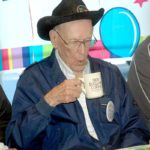 Waldoboro Man Celebrates 100th Birthday at Moody's