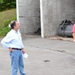 Wiscasset Selectmen Visit Transfer Station, Public Works