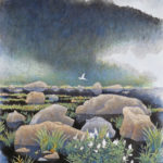 Alna Artist Jon Luoma at Savory Maine