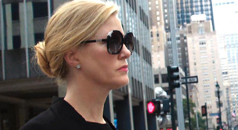 """Anna Gunn stars in """"Equity."""""""
