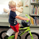 Bikes for Books Winners