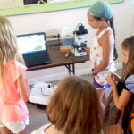 Camp Mummichog's 'Oyster Girls' Delve into Science