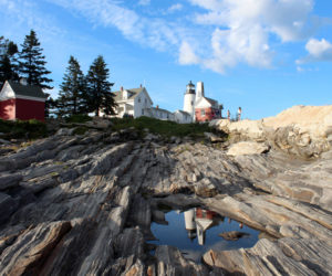 9/11 Church Service, Picnic at Pemaquid Point Light