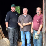 Edgecomb Historical Society Gets 1790s Smithy Artifacts
