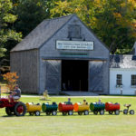 Family Harvest Days at Boothbay Railway Village