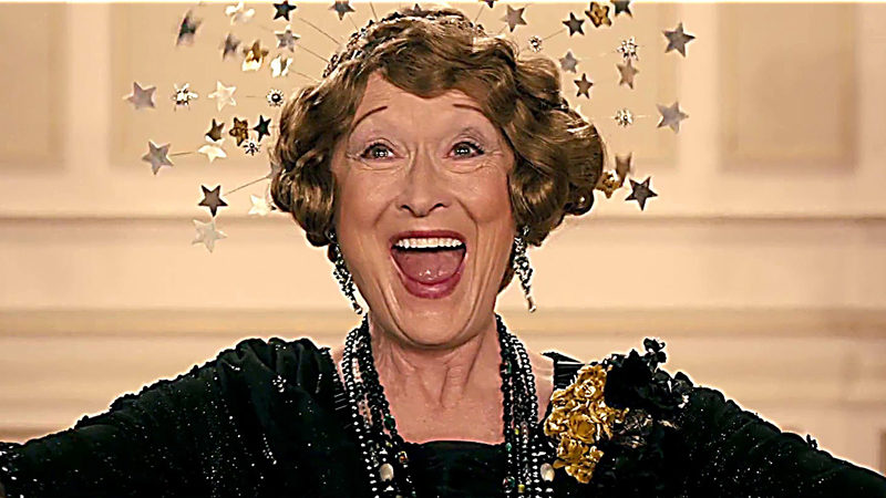 """Meryl Streep is the star of """"Florence Foster Jenkins,"""" PG-13,  playing through Thursday, Sept. 22 at The Harbor Theatre, Boothbay Harbor."""