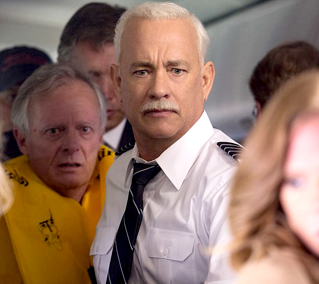 "Tom Hanks stars in ""Sully"", PG-13, held over and playing through Thursday, Oct. 6 at The Harbor Theatre, Boothbay Harbor."