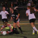 Lady Eagles and Mariners Battle to Scoreless Tie