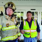 Newcastle FD Conducts Fire Drill at Lincoln Home