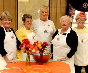 American Legion Hosts Pumpkinfest Breakfast
