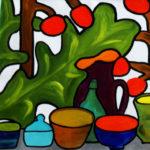 'Still Life with Pottery' at Treats