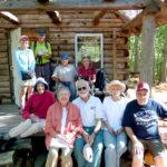 Happy Hikers Visit HVNC