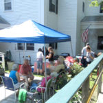 Wiscasset Green Annual Barbecue a Lot of Fun