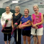 CLC Y Breast-Cancer Tennis Tournament a Success