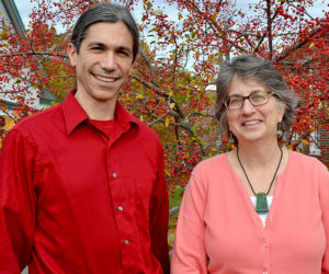 Dr. Dan Einstein and Dr. Minda Gold will open Full Circle Direct Primary Care at 68 Chapman St. in Damariscotta in January 2017. The new practice model offers patients more direct access to their doctors. (Maia Zewert photo)