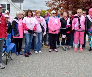 Damariscotta Walk Raises $50,000 to Fight Breast Cancer
