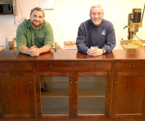 Custom Furniture in Edgecomb Keeps Traditions Alive
