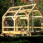 HVNC Timber-Frame Class Instructs and Inspires