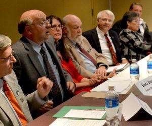 Candidates Discuss Economic Growth During Forum