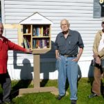 Little Free Library Comes to Waldoboro Neighborhood