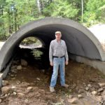 Whitefield Culvert Project Complete, Will Improve Fish Passage