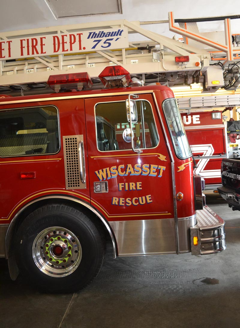 State farm sues wiscasset over ladder truck incident the for Lincoln motor company lincoln maine