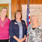 Wiscasset Legion and Auxiliary Host Special Guests
