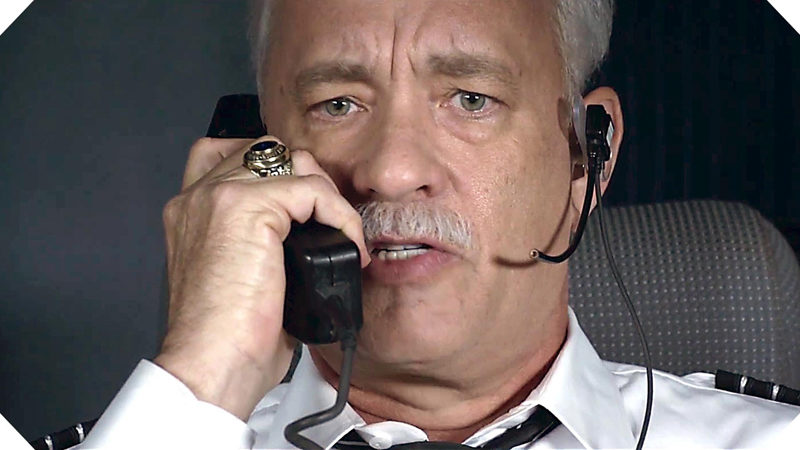 "Tom Hanks stars in the movie ""Sully."""