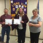 Boothbay Railway Village Reps Speak at Lions Club
