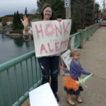 County Residents Show Solidarity with Syrians